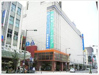 福井西武地下1F銘産品売り場